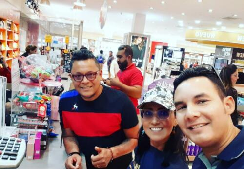 Duty free- Cosway Amador